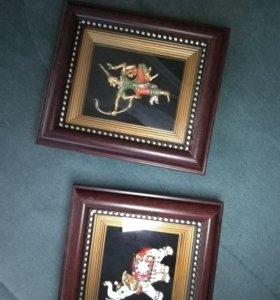 Сувенир, подарок, картины тайланд