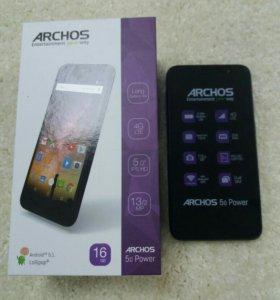Смартфон Archos 50 Power