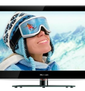 Led tv ROLSEN 19 дюймов