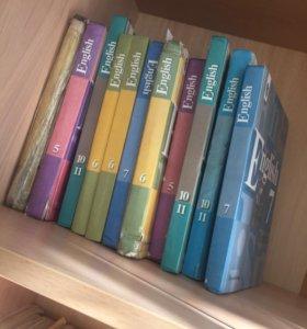 Книги по англ.языку
