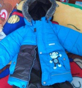 Финский  зимний костюм на мальчика
