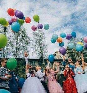 Фотограф(детские праздники, репортажи, фотосессии)