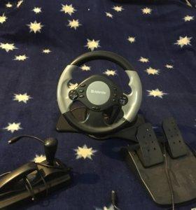Руль на ПК или PS2