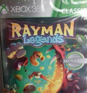 Rayman legends (xbox360)