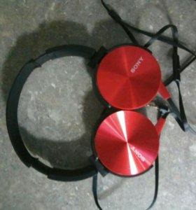 Наушники Sony xb-450