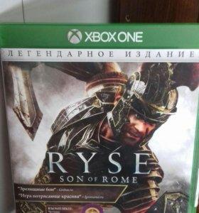 Ryse (Xbox one)