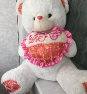 Плюшевый медведь 😌