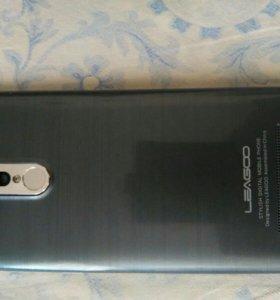Новый Leagoo m 8 pro + бампер, стекло