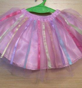 Фатиновая юбка Gymboree