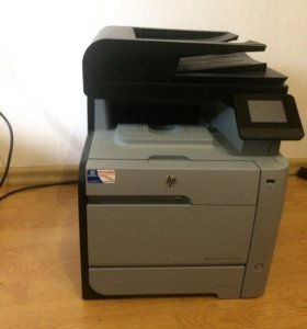 Мфу color laser jet pro MFP M476nw