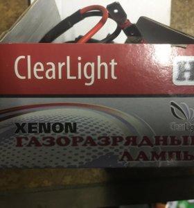 Ксеноновые лампы 4300к