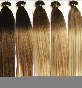 Искусственные и натуральные волосы