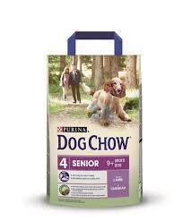 Корм DOG chow для собак старше 9 лет в Темрюке