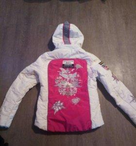 Куртка горнолыжная р.44-46