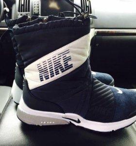 Сапоги зимние Nike
