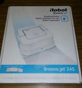 Робот-пылесос  iRobot Braava Jet 245