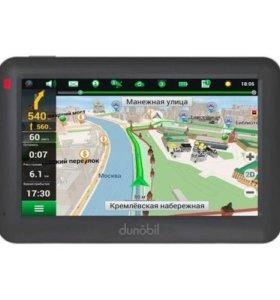 "Навигатор Dunobil Modern 4,3"" GPS"