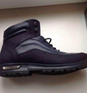 Ботинки мужские кожаные 42р