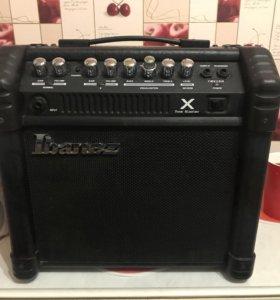 Комбик гитарный Ibanez TBX15R