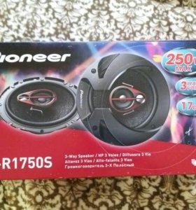 Колонки Pioneer TS- R1750S