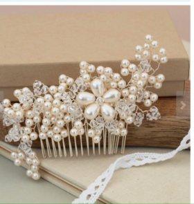 Свадебное/вечернее украшение для волос