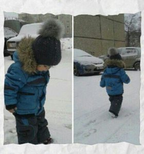 Зимний костюм Батик