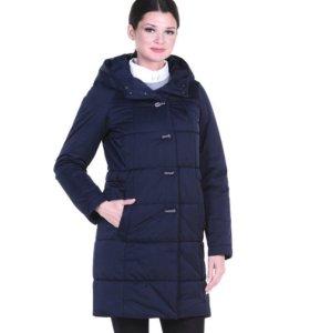 Пальто женское зимнее б/у