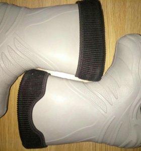 Lemigo резиновые сапоги 28-29 размер