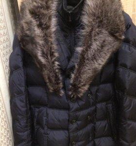 Мужская куртка 52 размер
