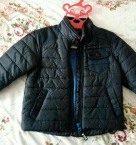 Куртка на мальчика и комбинезон