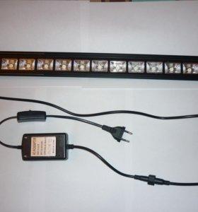 Новый светодиодный светильник, (76 см)