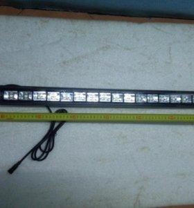 Новый светодиодный светильник (64 см)