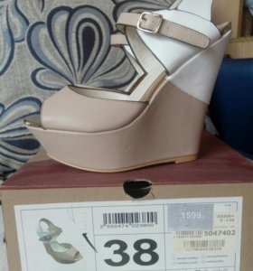 Новые туфли размер 38