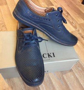 Мужские ботинки Lasocki