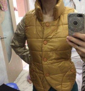 Новая демисезонная куртка!