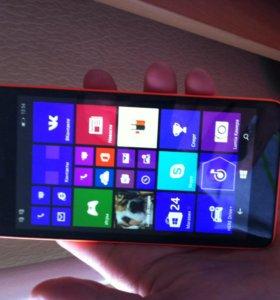 Microsoft Lumia 535 Dial SIM скидка 500р первым 3м