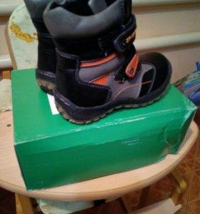 Ботинки осень 30 размер