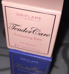 Защищающий бальзам для сухой кожи