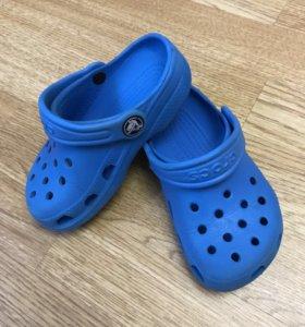 Сабо Crocs р-р 25-26