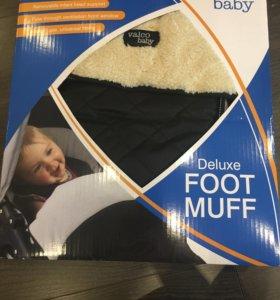 Конверт Valco Baby Footmuff НОВЫЙ!