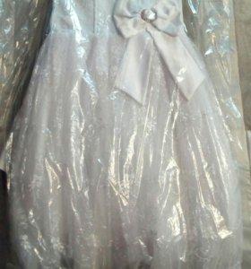 Праздничное красивое платье