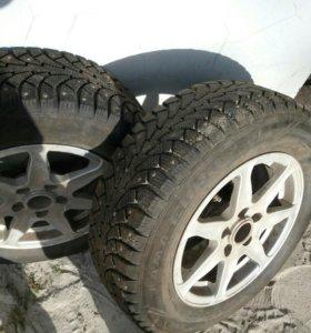 2 колеса зима