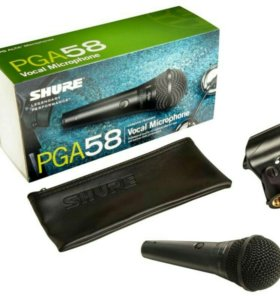 Микрофон pga58lc