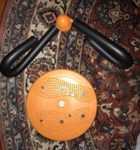 Эспандер бабочка и спортивный диск
