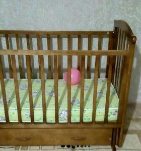 Кроватка детска