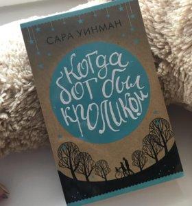 Книга «Когда бог был кроликом» Сара Уинман