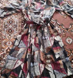 Женское платье 48-50