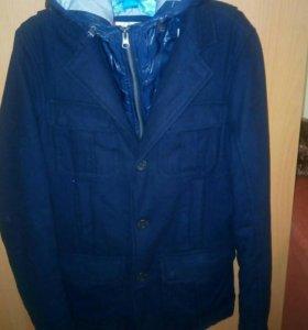 ☑Теплая мужская куртка
