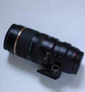 Tamron SP 70-200mm f/2.8 Di VC USD EF canon