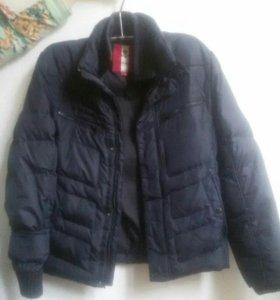 Куртка(пуховик ), 44-46 р.